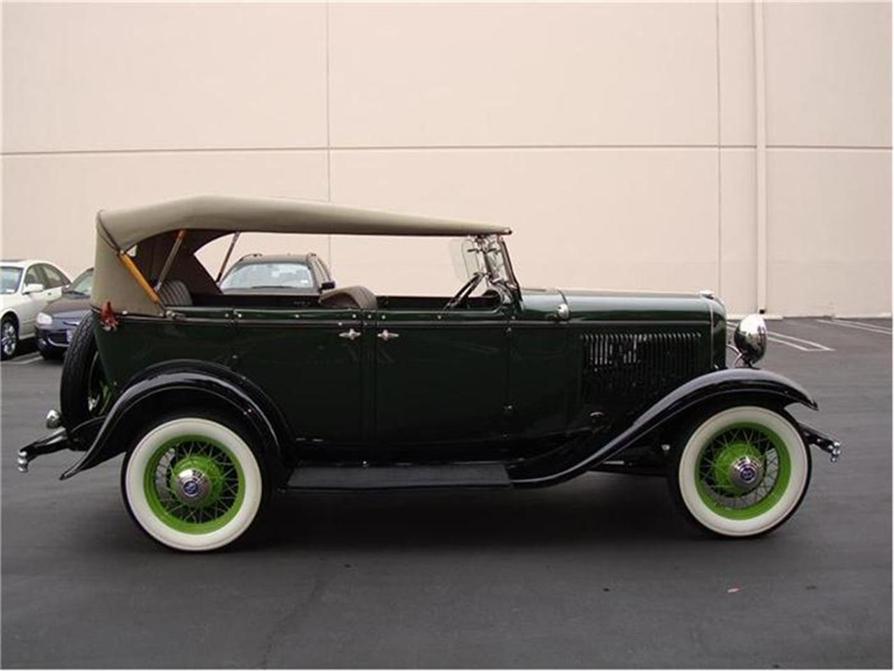 Large Picture of 1932 Model 18 located in California Offered by Crevier Classic Cars - 7DQ8