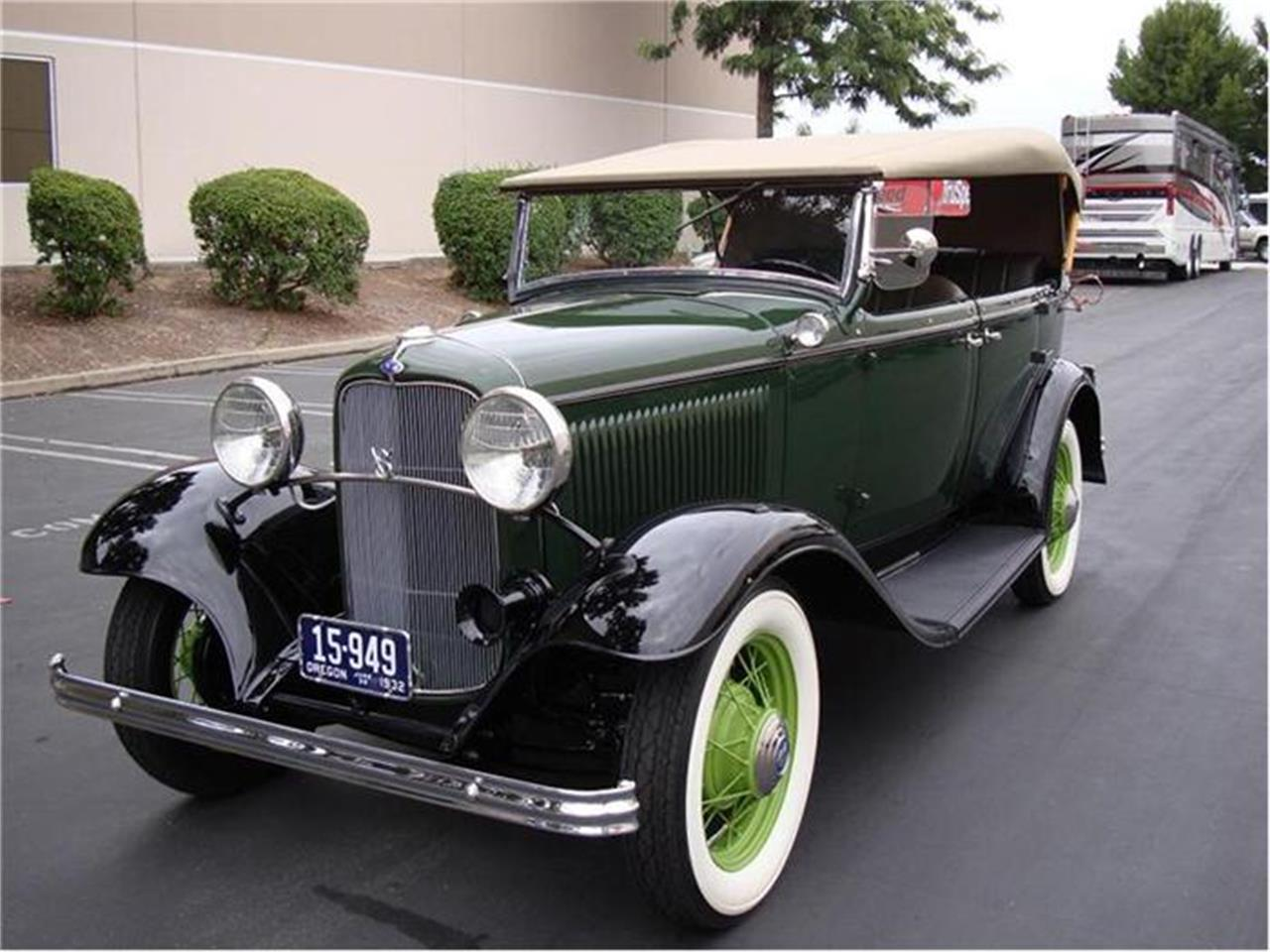 Large Picture of '32 Model 18 located in California - $76,500.00 Offered by Crevier Classic Cars - 7DQ8