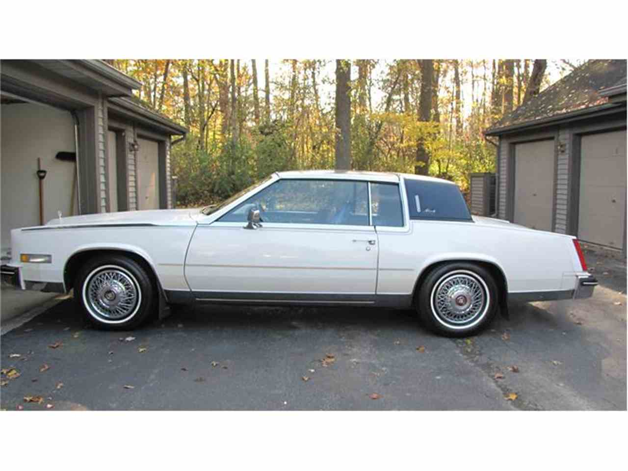 Large Picture of '84 Cadillac Eldorado Biarritz located in Ohio Offered by a Private Seller - 7FZZ