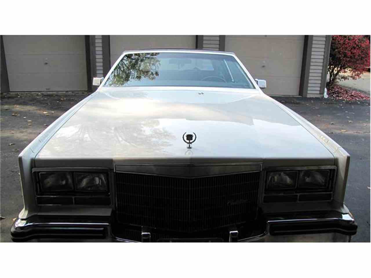 Large Picture of '84 Eldorado Biarritz Offered by a Private Seller - 7FZZ