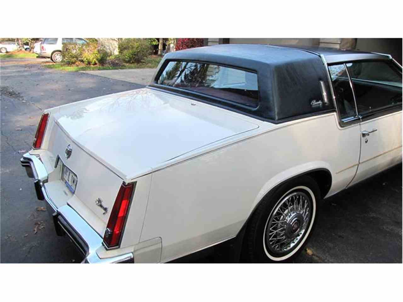 Large Picture of 1984 Eldorado Biarritz - $15,000.00 Offered by a Private Seller - 7FZZ
