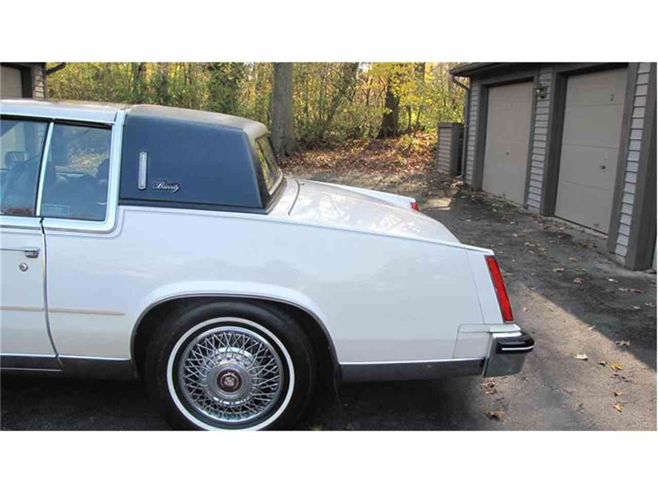 Large Picture of 1984 Eldorado Biarritz located in Ohio Offered by a Private Seller - 7FZZ
