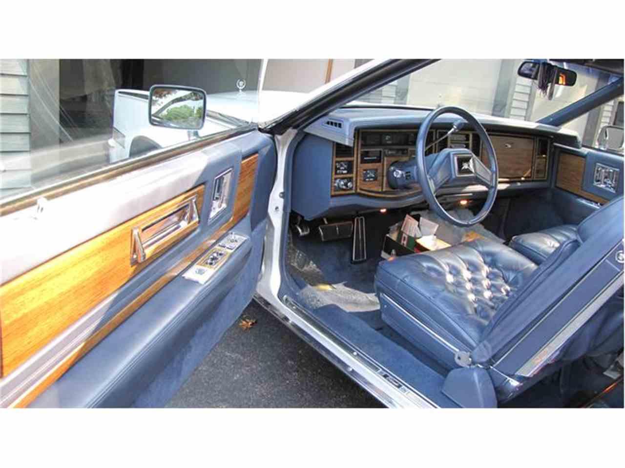 Large Picture of 1984 Cadillac Eldorado Biarritz - 7FZZ