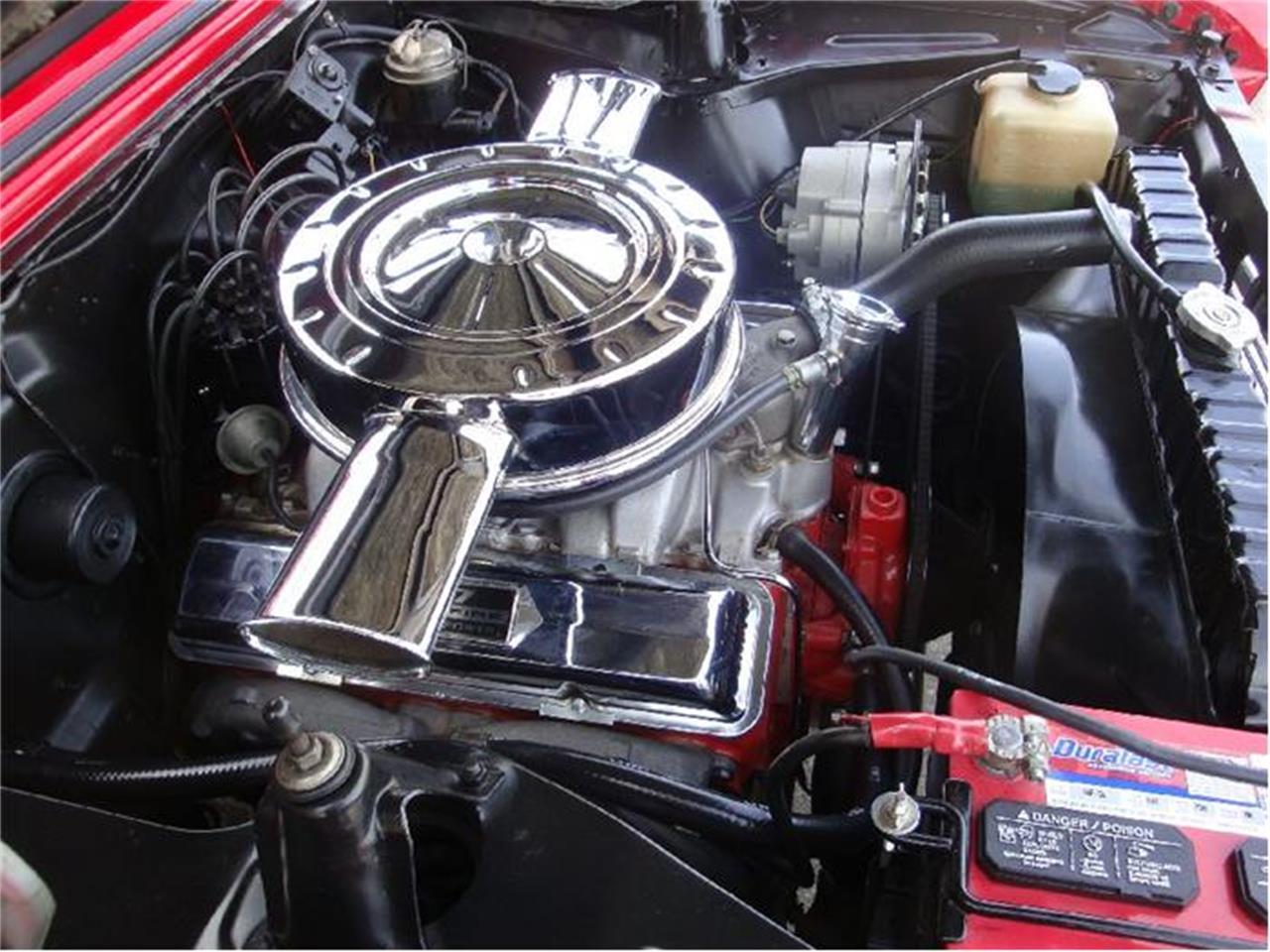 Large Picture of '66 Nova - 7GKB