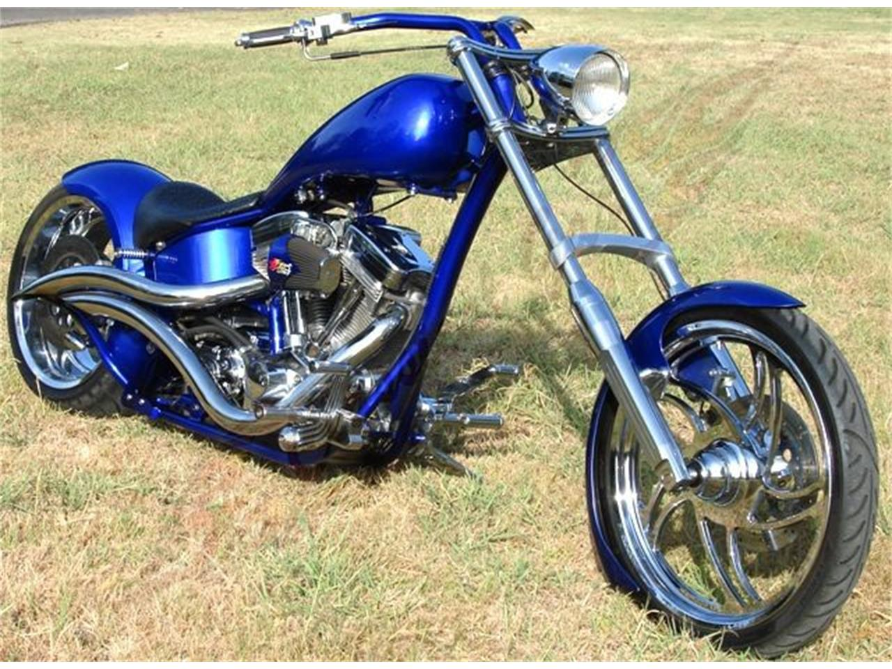 Large Picture of 2003 Custom Motorcycle located in Texas Offered by Classical Gas Enterprises - 7JWI