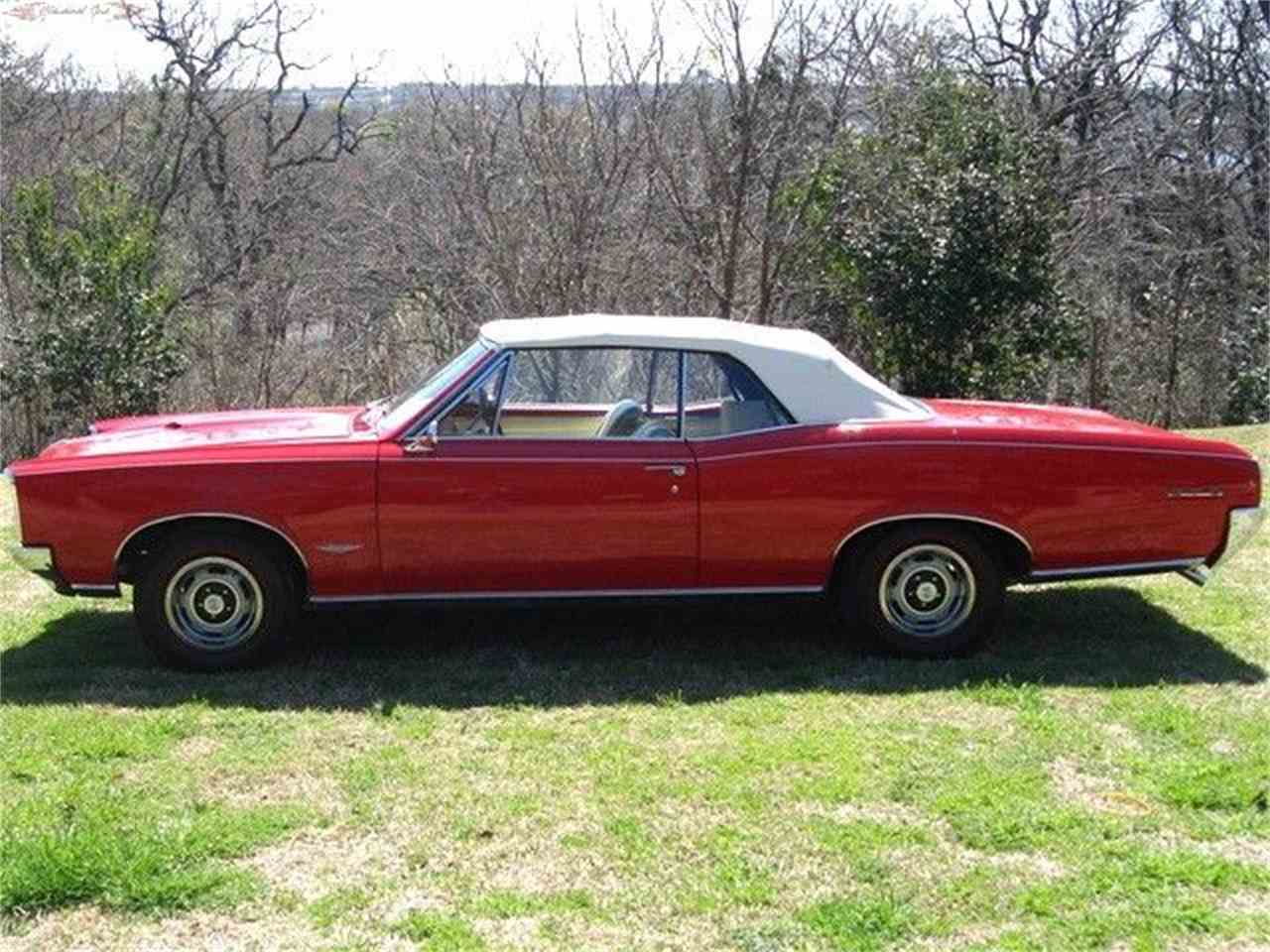 Large Picture of Classic '66 Pontiac GTO - $80,000.00 - 7JXD