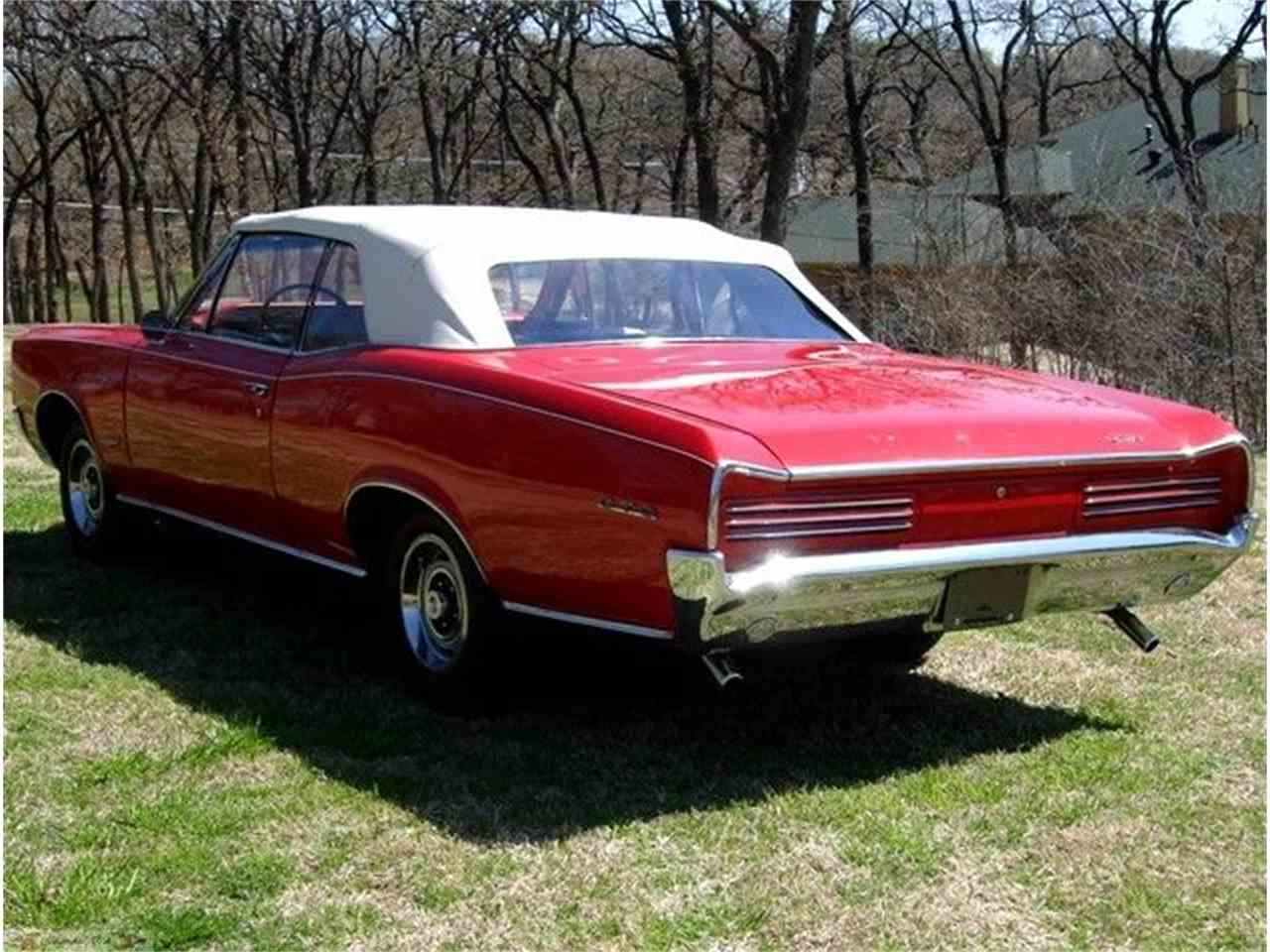 Large Picture of 1966 GTO located in Arlington Texas - $80,000.00 Offered by Classical Gas Enterprises - 7JXD