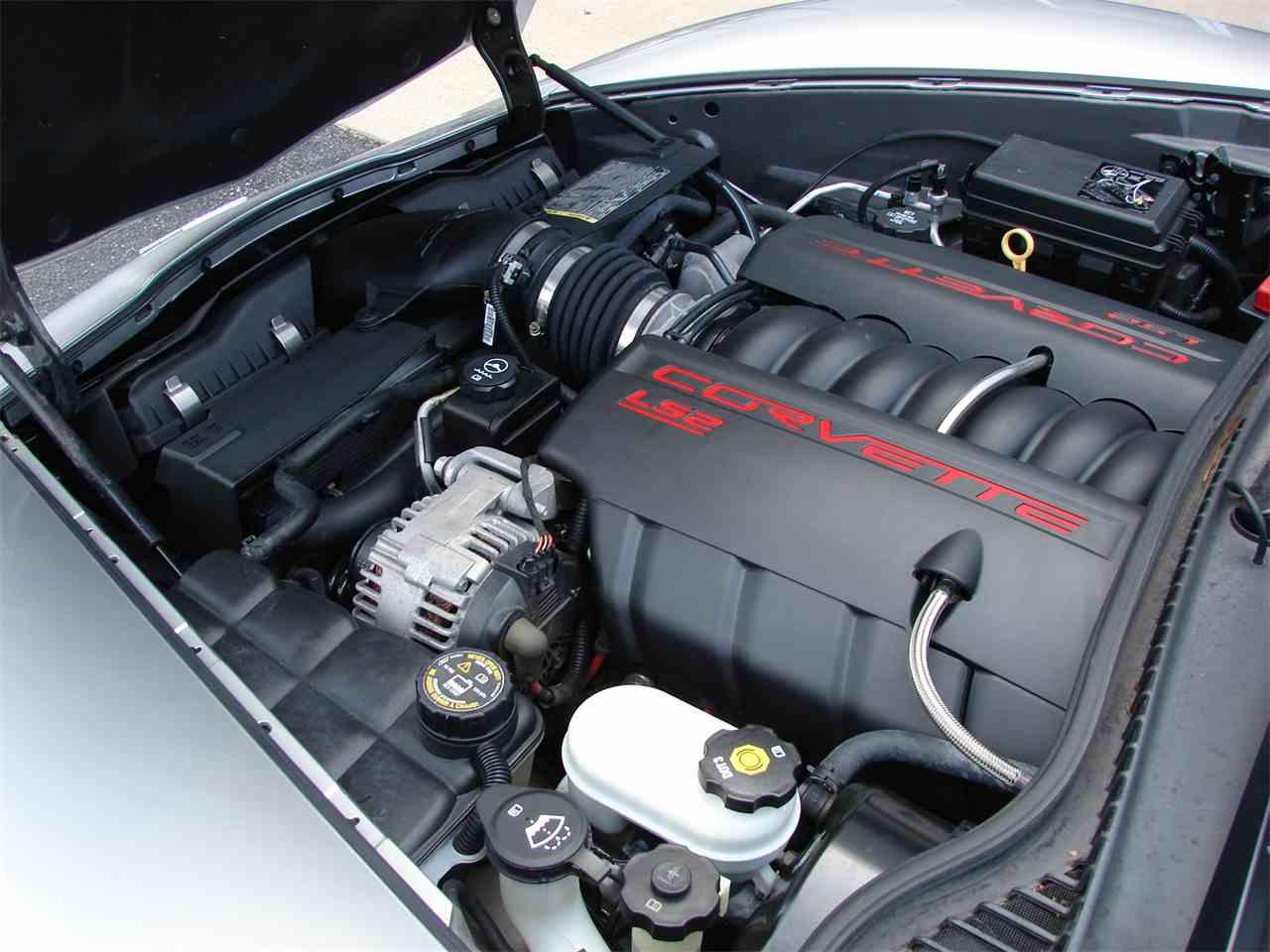 Large Picture of '07 Corvette - 7NE3
