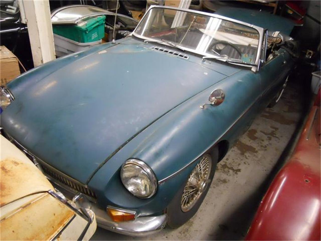 Large Picture of '65 MGB - 7NIF