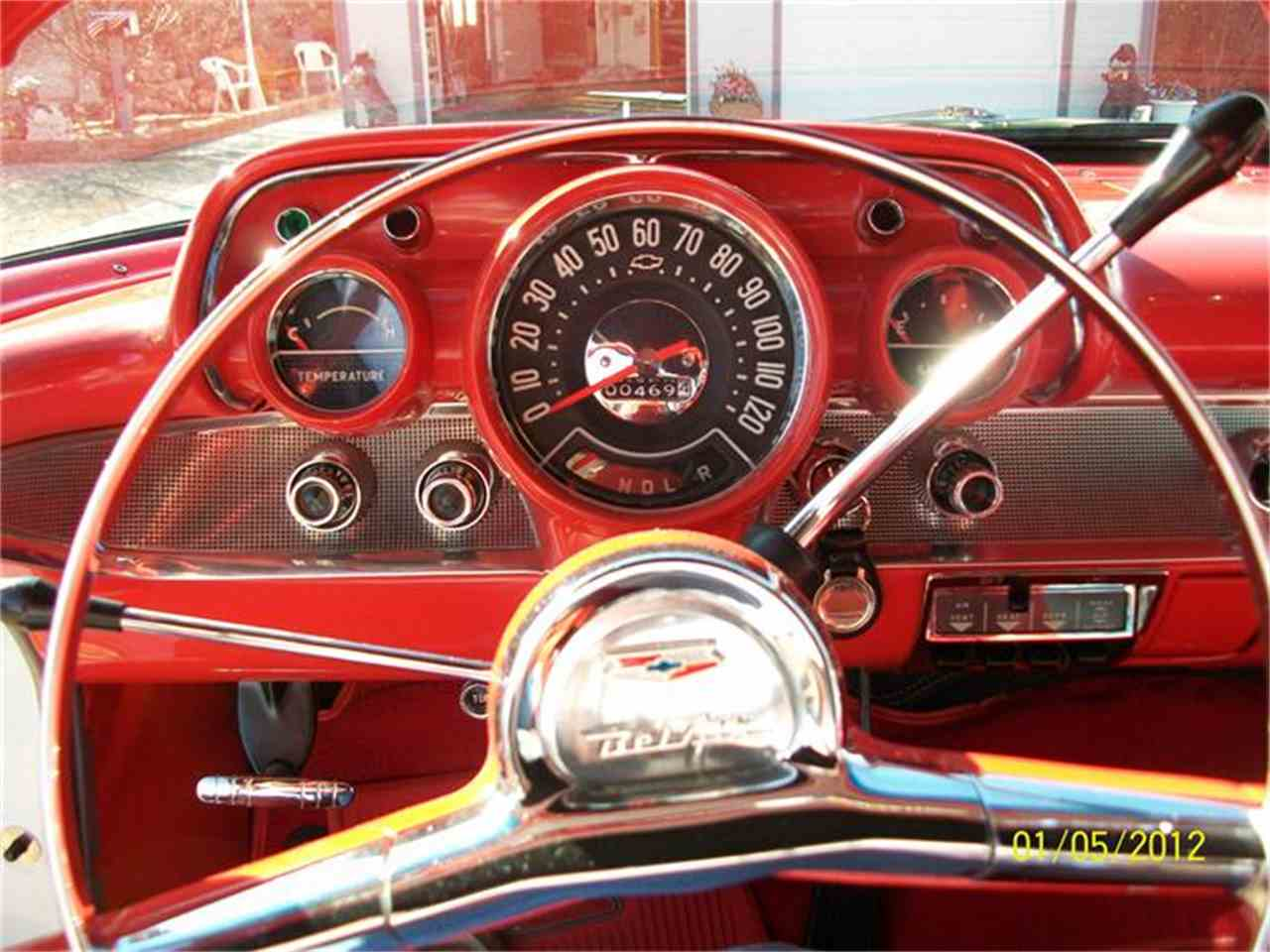 Large Picture of '57 Bel Air - 7NIN