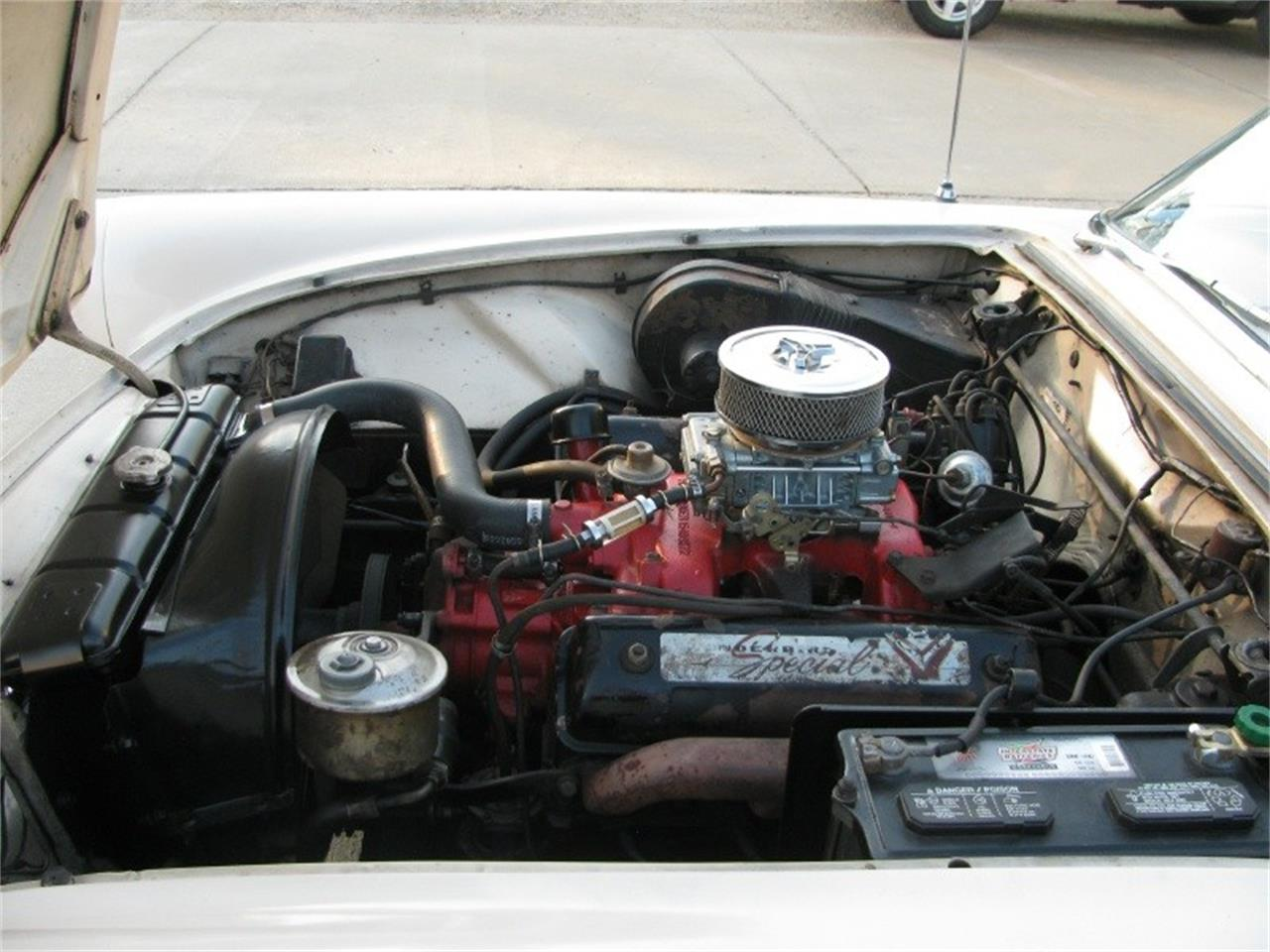 Large Picture of '57 Thunderbird - 7O4E