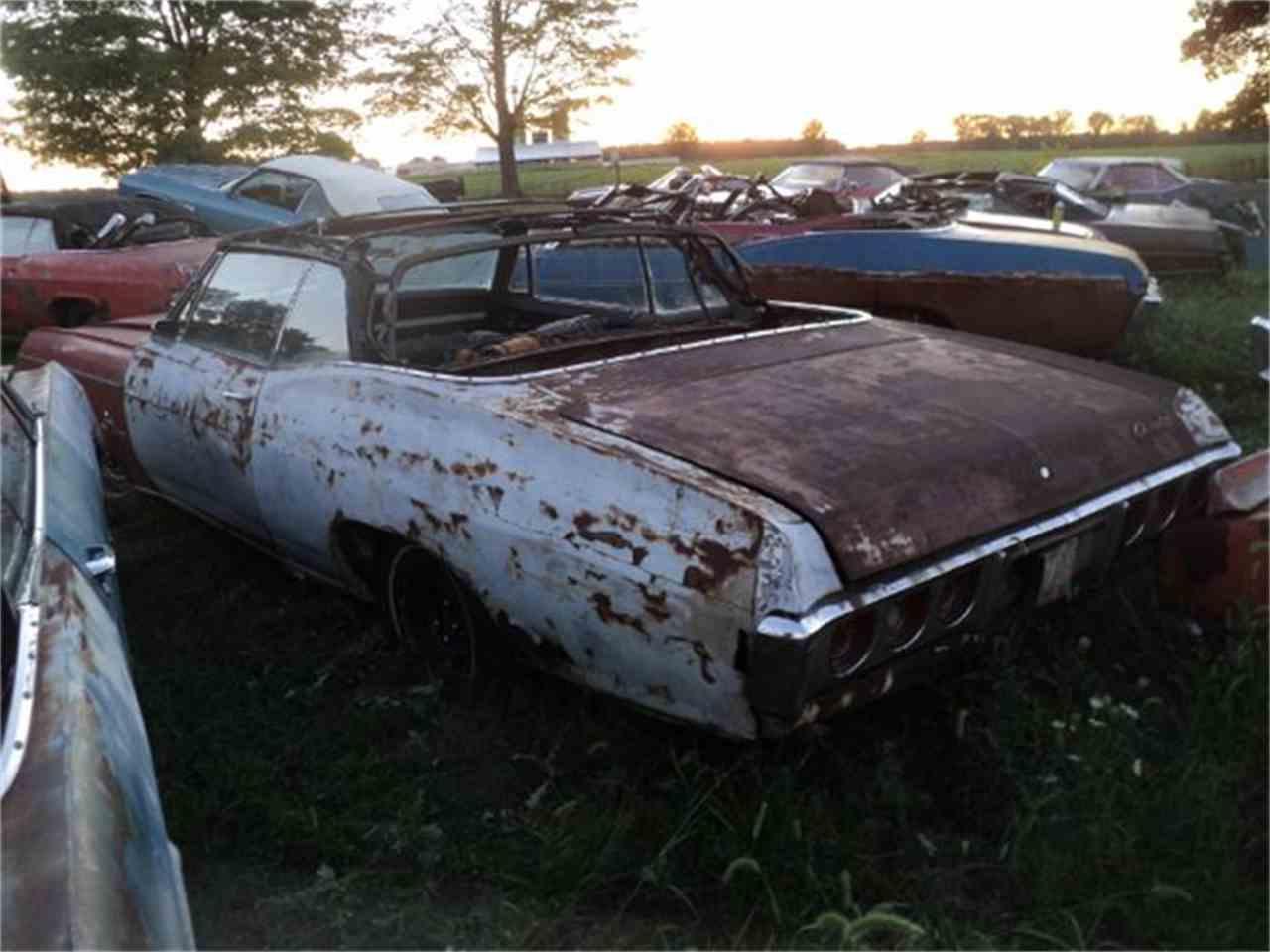 Large Picture of Classic '68 Chevrolet Impala located in Creston Ohio - $1,500.00 - 7P9E