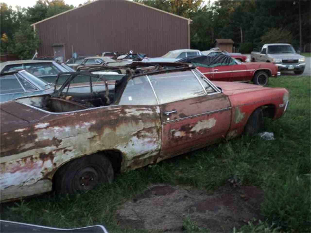 Large Picture of 1968 Impala located in Ohio - $1,500.00 Offered by ChevyImpalas.Com - 7P9E