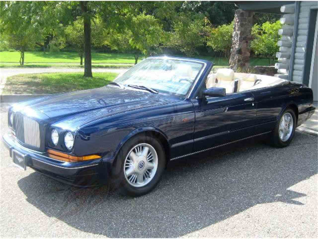 1996 bentley azure for sale cc 362216. Black Bedroom Furniture Sets. Home Design Ideas