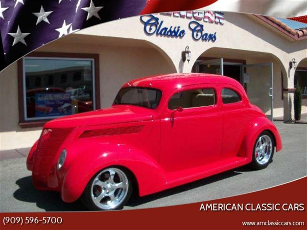 Large Picture of Classic '37 Club Coupe located in La Verne California - 7UFQ