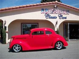Picture of Classic '37 Ford Club Coupe located in La Verne California - $62,900.00 Offered by American Classic Cars - 7UFQ