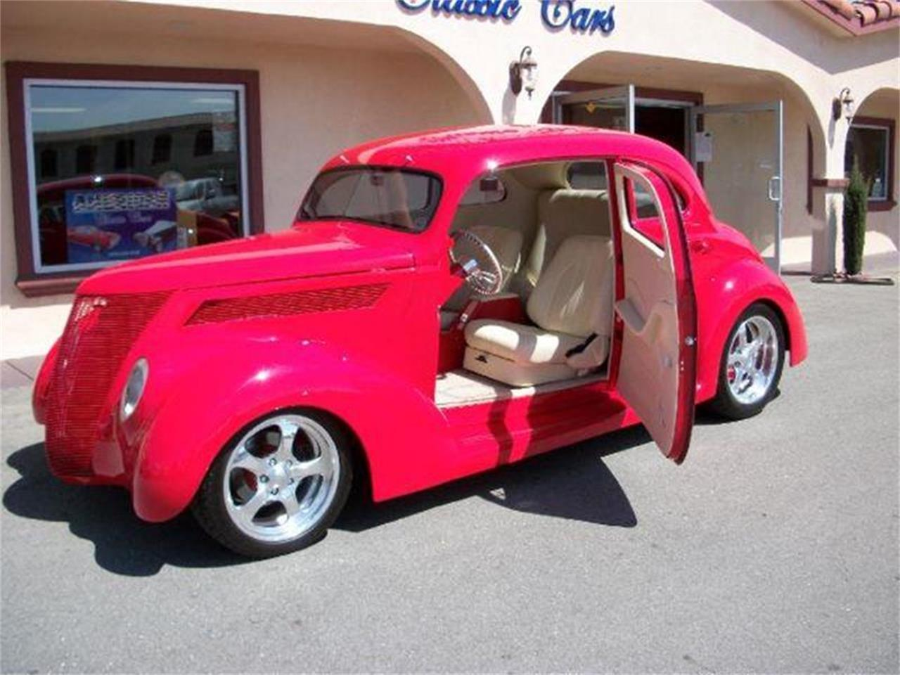 Large Picture of 1937 Ford Club Coupe - 7UFQ