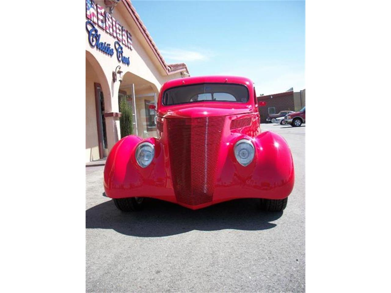 Large Picture of '37 Ford Club Coupe located in La Verne California - 7UFQ