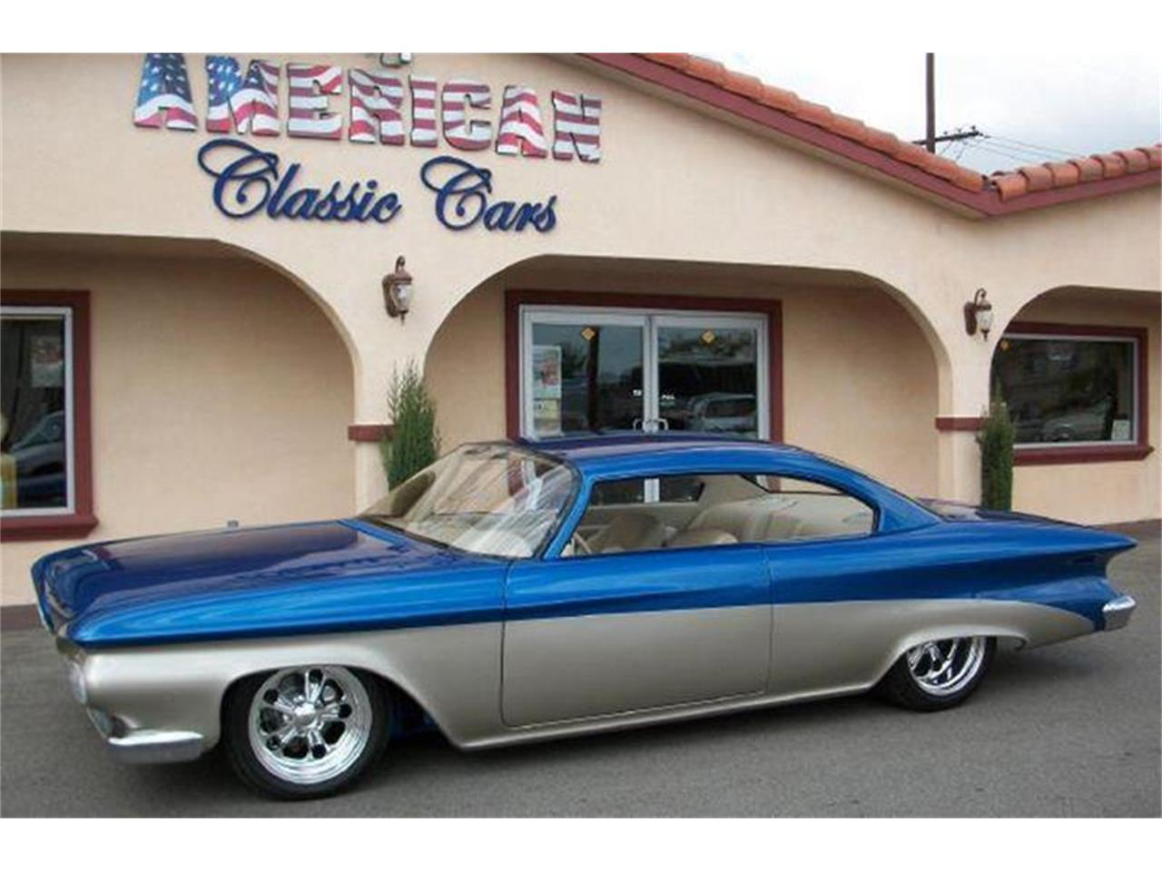 Large Picture of Classic '61 Plymouth Fury Offered by American Classic Cars - 7UFY