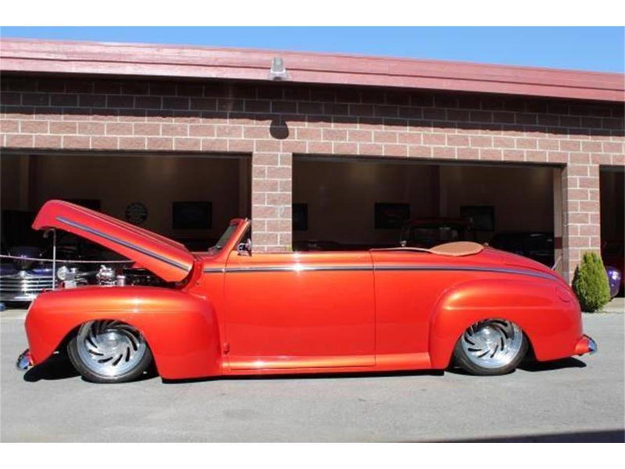 Large Picture of '48 Ford Super Deluxe Offered by American Classic Cars - 7UHT