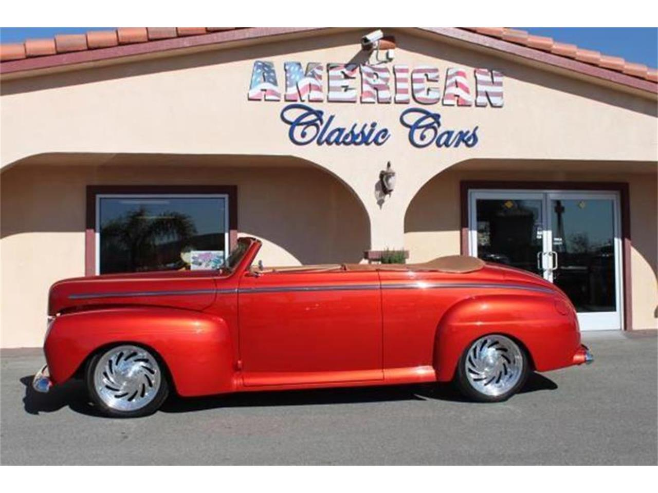 Large Picture of '48 Super Deluxe located in La Verne California Offered by American Classic Cars - 7UHT