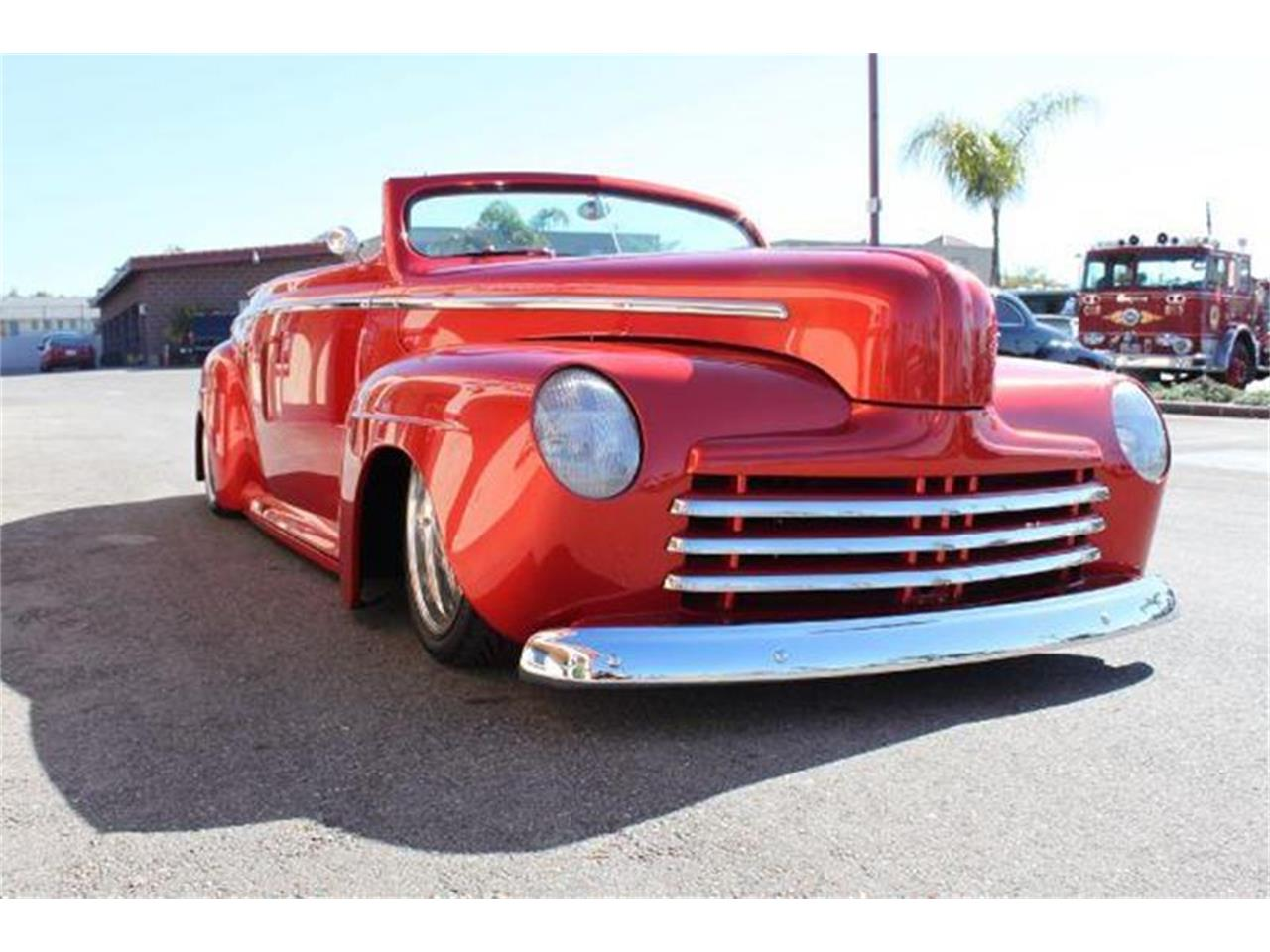 Large Picture of Classic 1948 Ford Super Deluxe located in La Verne California Offered by American Classic Cars - 7UHT