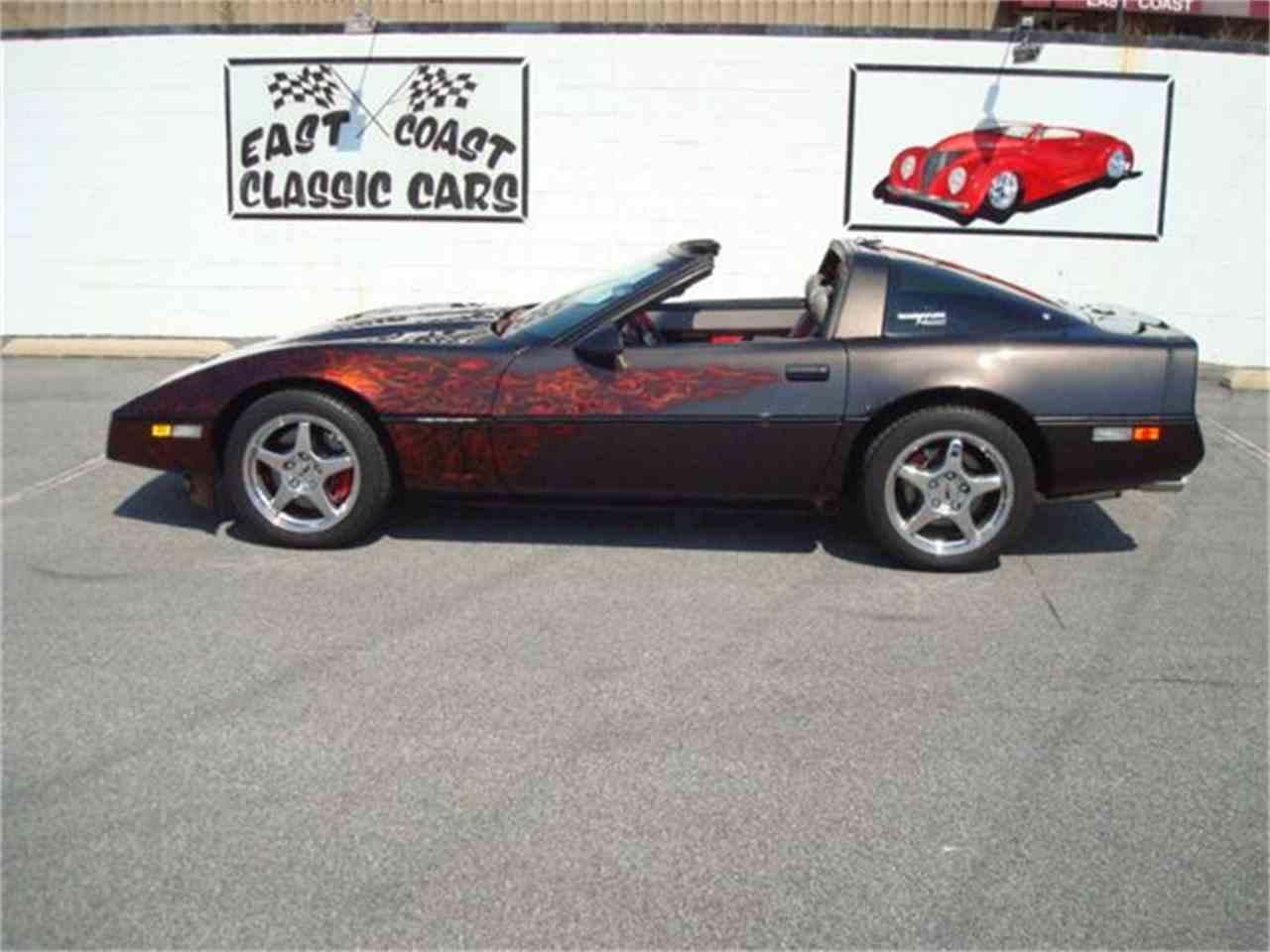 Large Picture of '89 Corvette - 7VA4