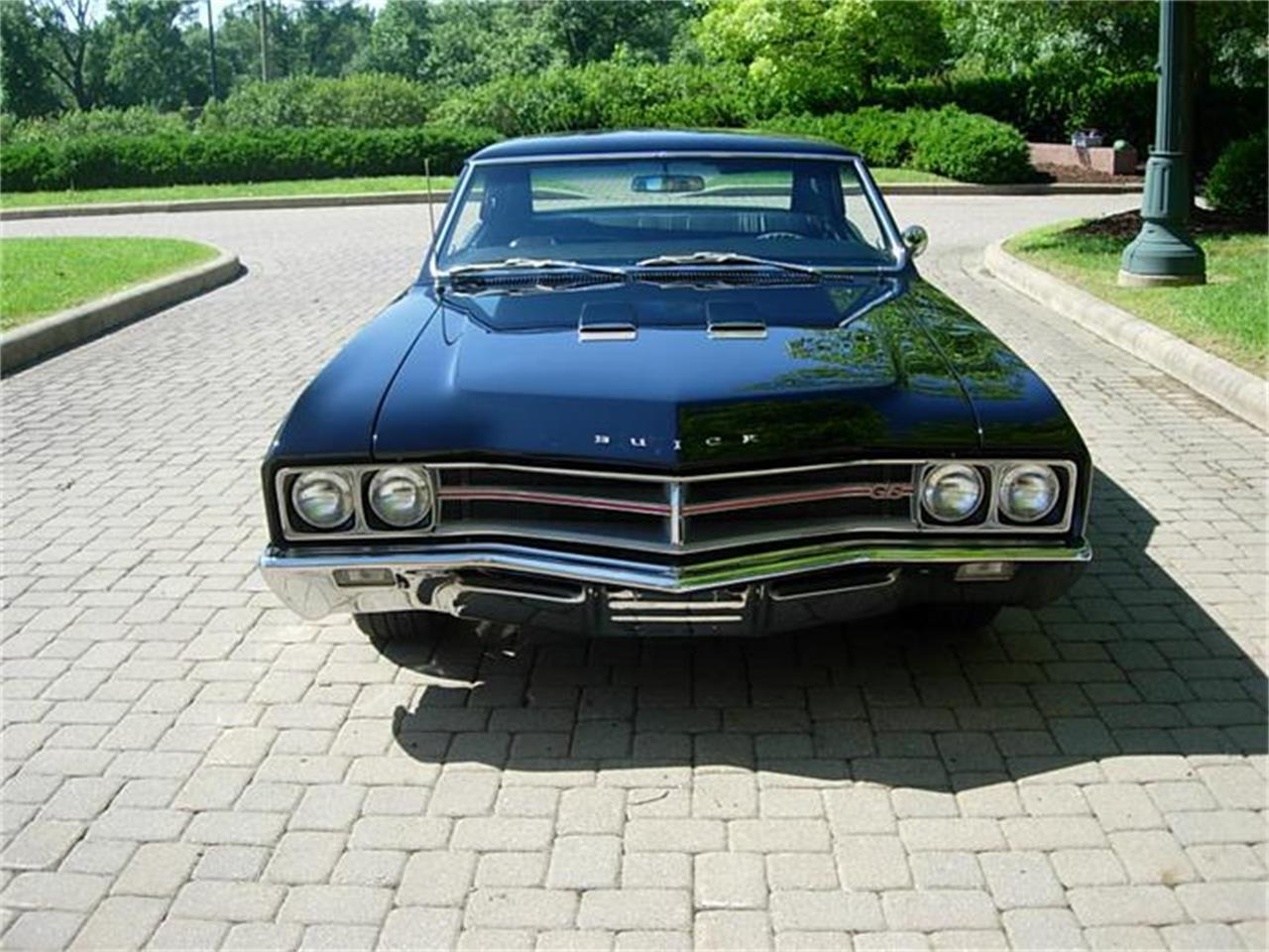 Large Picture of Classic '67 Chevrolet Nova located in Newark Ohio Auction Vehicle - 7VAC