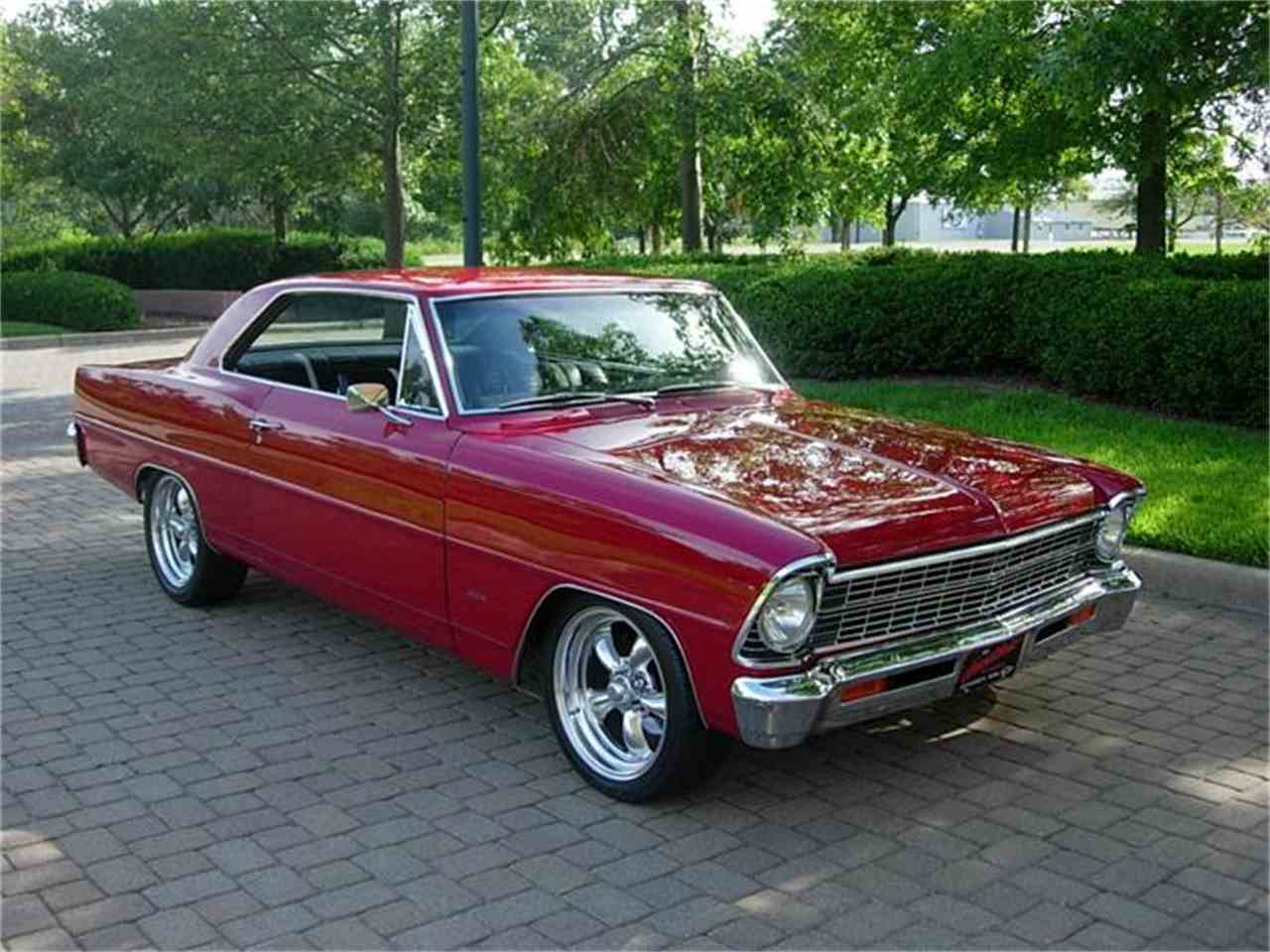 Large Picture of '67 Nova - 7VAC