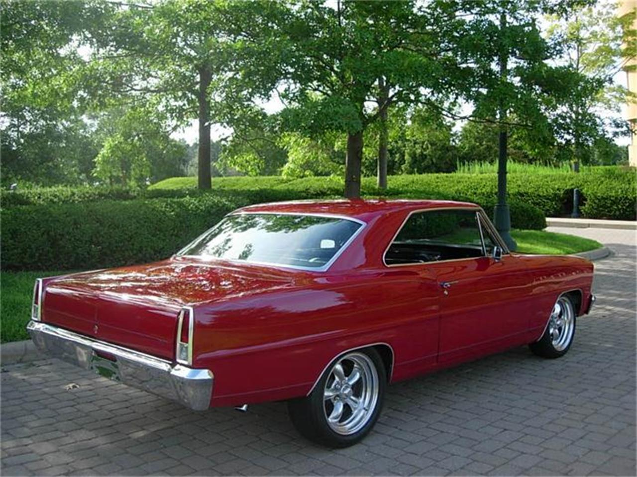 Large Picture of 1967 Nova located in Ohio Auction Vehicle - 7VAC