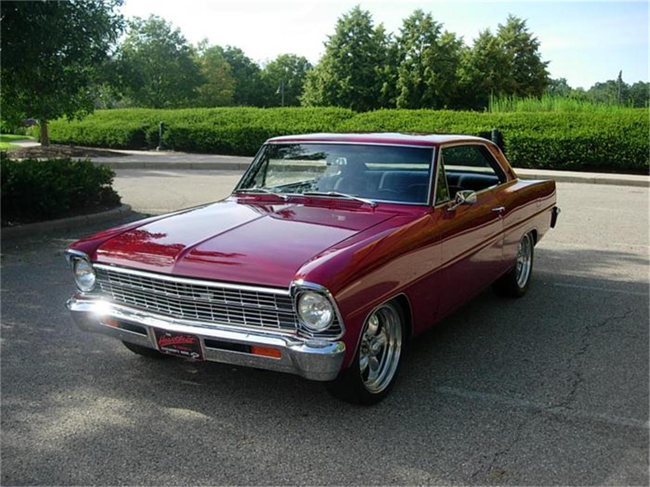 Large Picture of Classic '67 Nova located in Newark Ohio Auction Vehicle Offered by JJ Rods, LLC - 7VAC