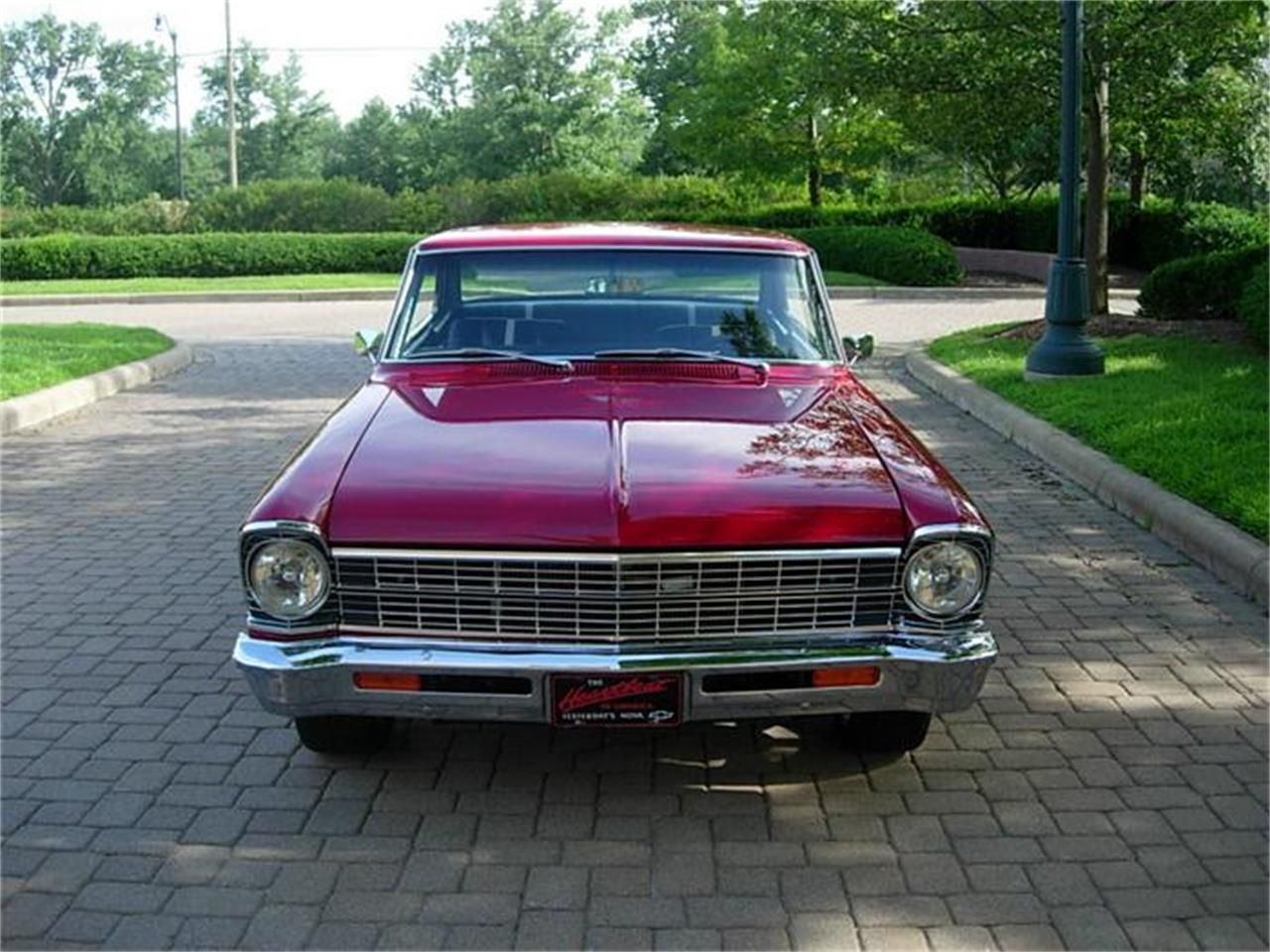 Large Picture of '67 Chevrolet Nova located in Ohio Auction Vehicle Offered by JJ Rods, LLC - 7VAC