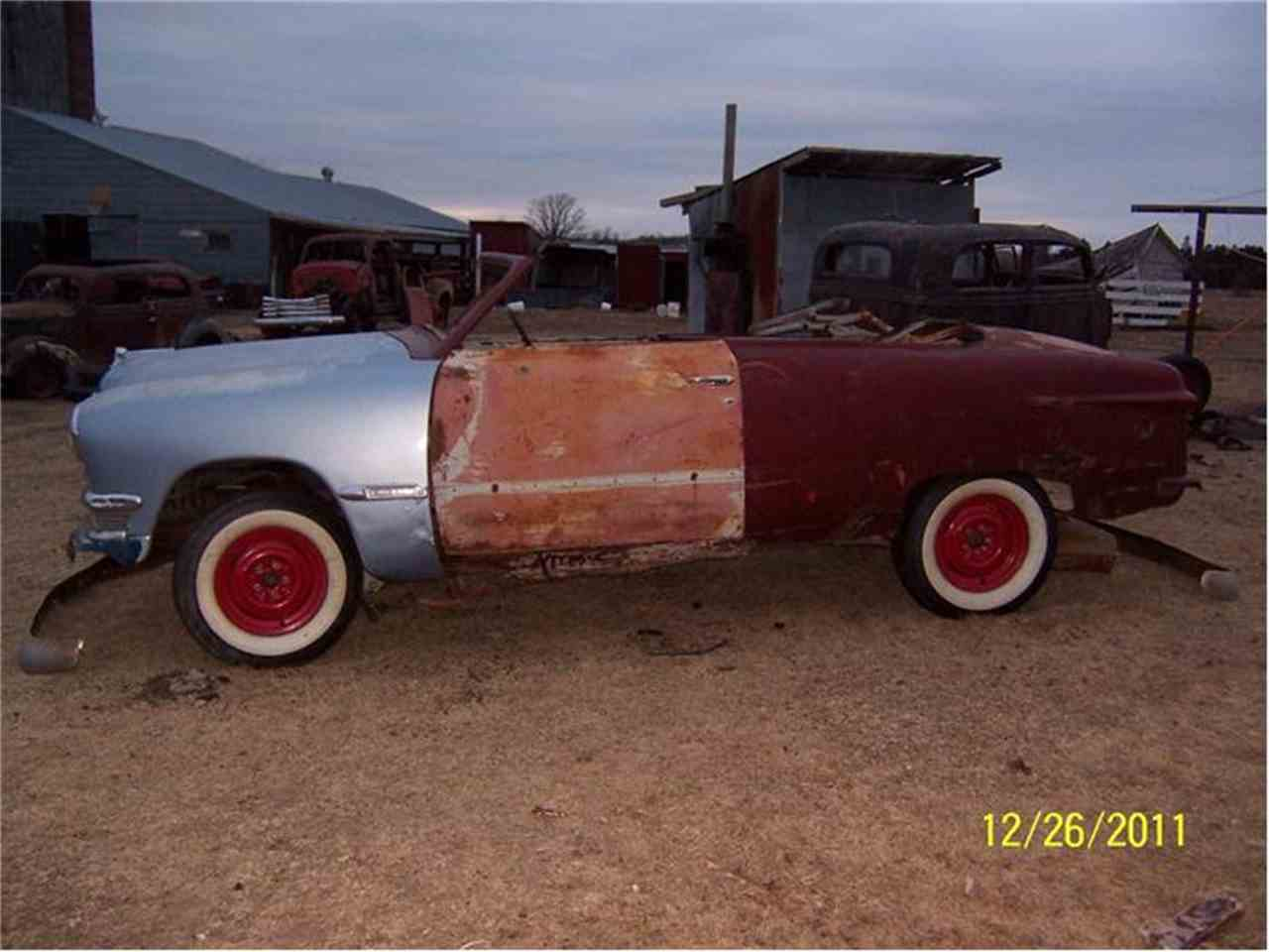 Large Picture of Classic 1949 Ford Convertible located in Minnesota - $3,500.00 - 7VK2