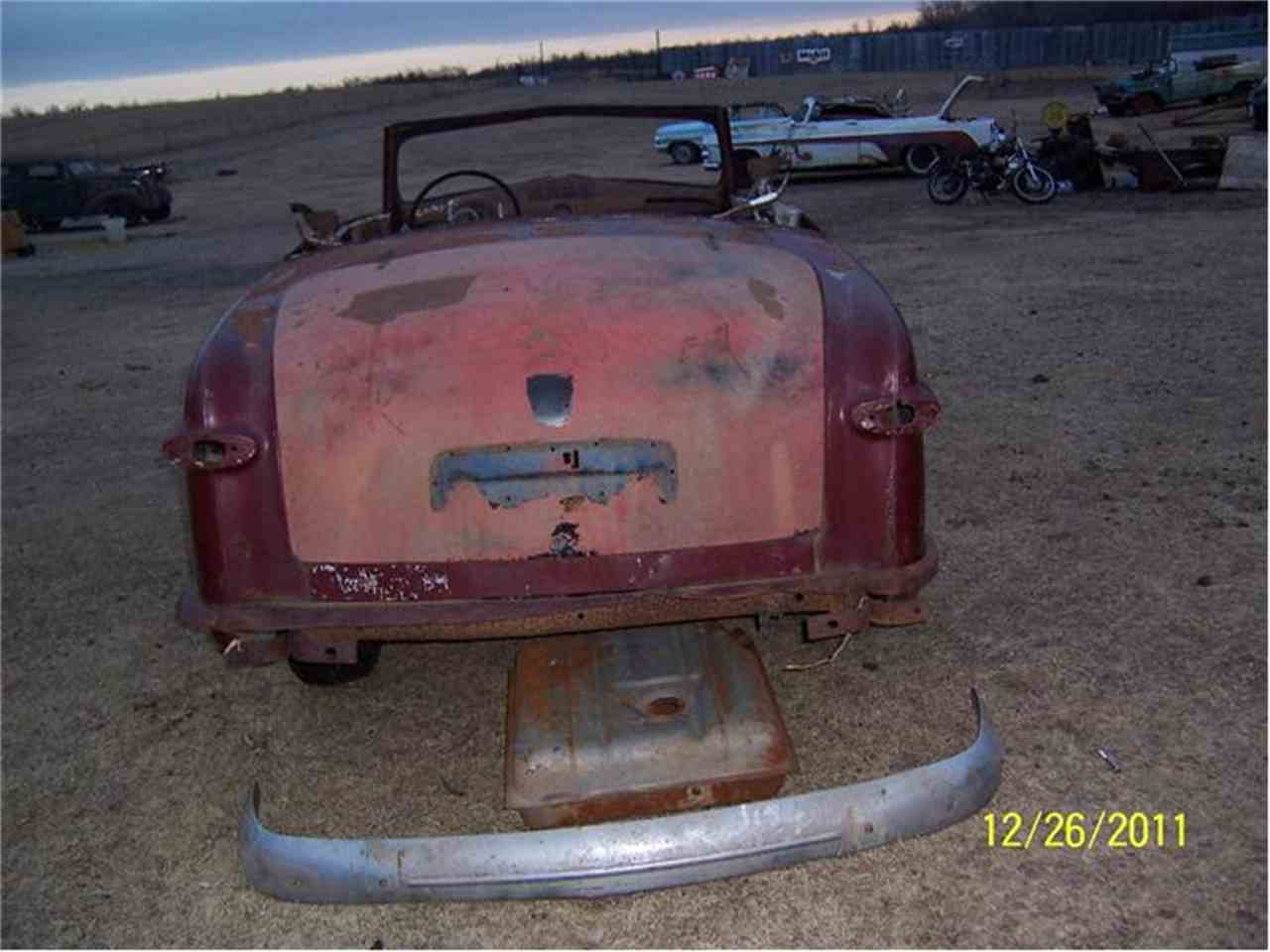 Large Picture of Classic 1949 Convertible located in Parkers Prairie Minnesota Offered by Dan's Old Cars - 7VK2