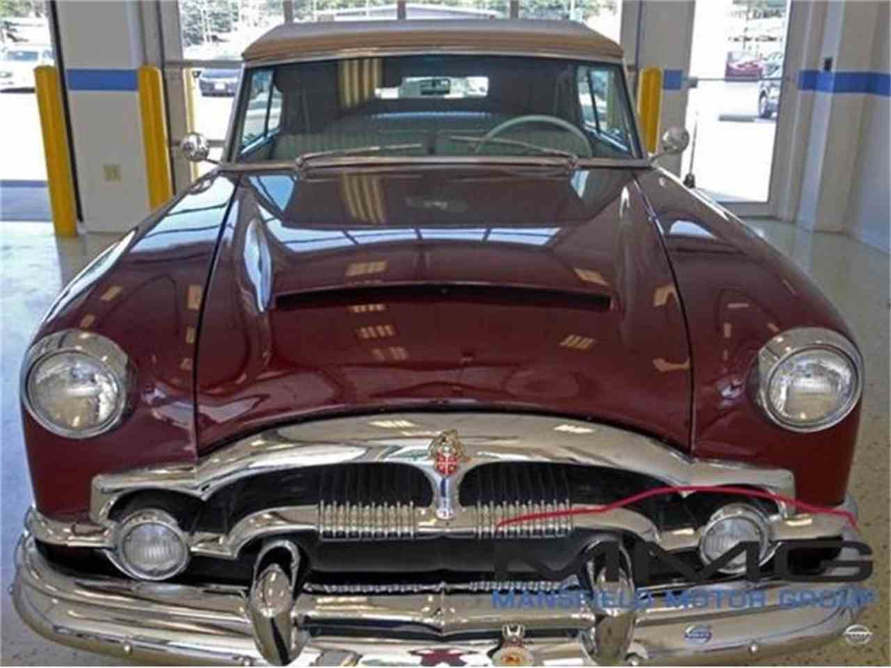 Large Picture of Classic 1953 Packard Caribbean Offered by Mansfield Motor Group - 7W4J