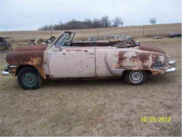 Picture of Classic '49 Studebaker Convertible located in Parkers Prairie Minnesota - $4,500.00 - 7YSK