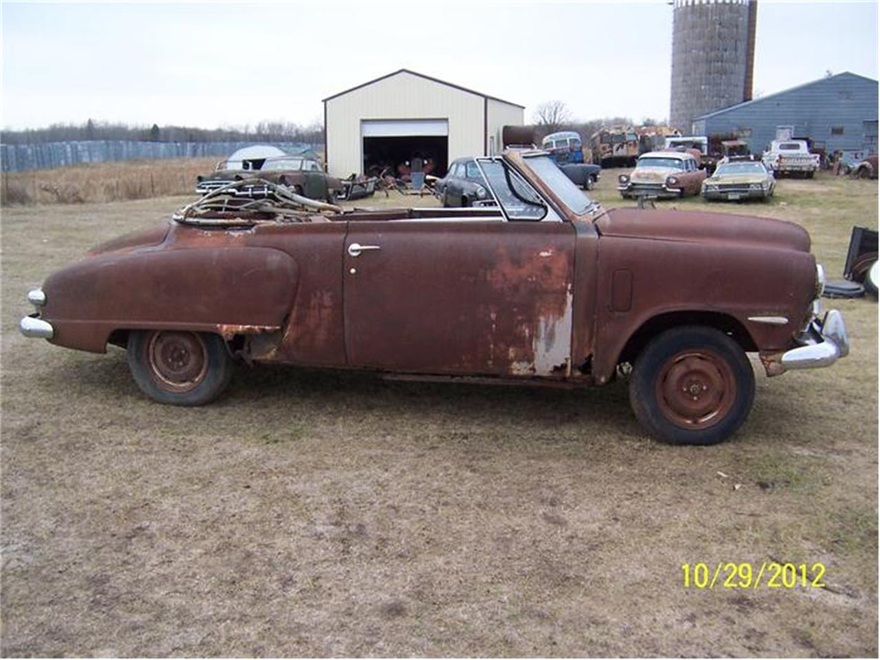 Large Picture of '49 Convertible - 7YSK