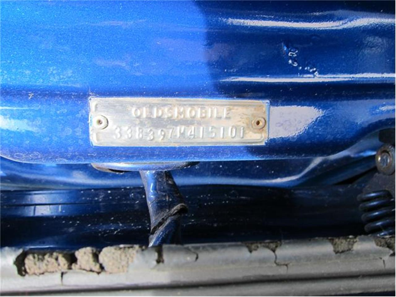 Large Picture of Classic 1967 Oldsmobile Cutlass Supreme - $12,000.00 - 7ZHU