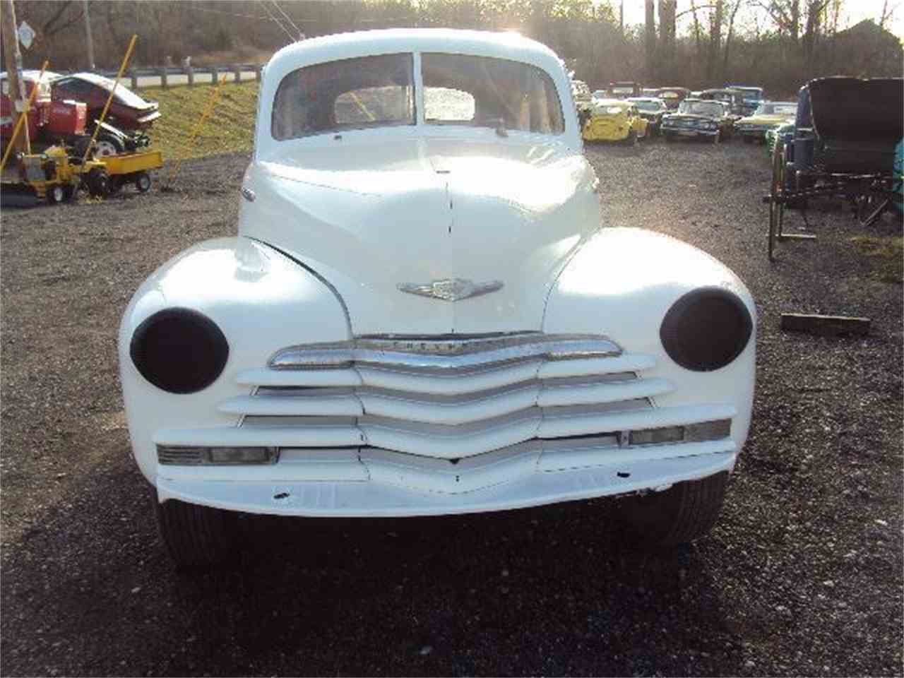 Large Picture of Classic 1947 Chevrolet 4-Dr Sedan - $1,200.00 Offered by Marshall Motors - 86B5