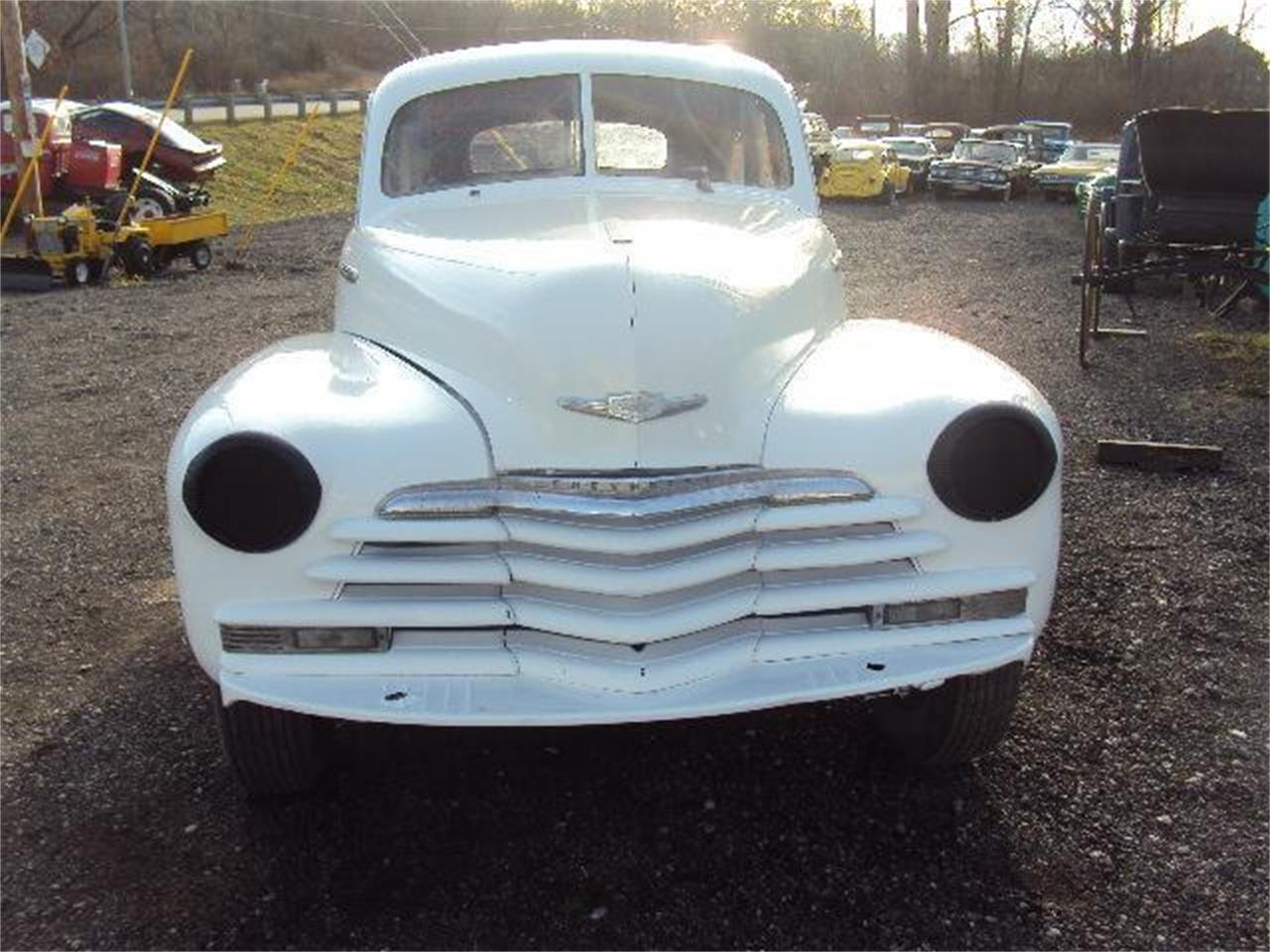 Large Picture of '47 4-Dr Sedan - 86B5