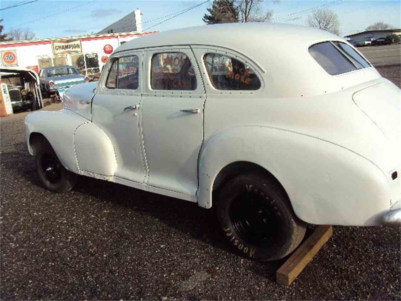 Large Picture of Classic 1947 4-Dr Sedan located in Michigan - 86B5