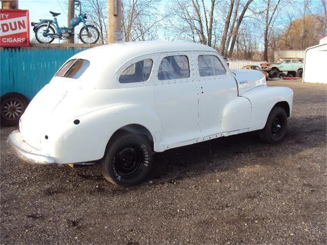 Large Picture of 1947 Chevrolet 4-Dr Sedan Offered by Marshall Motors - 86B5
