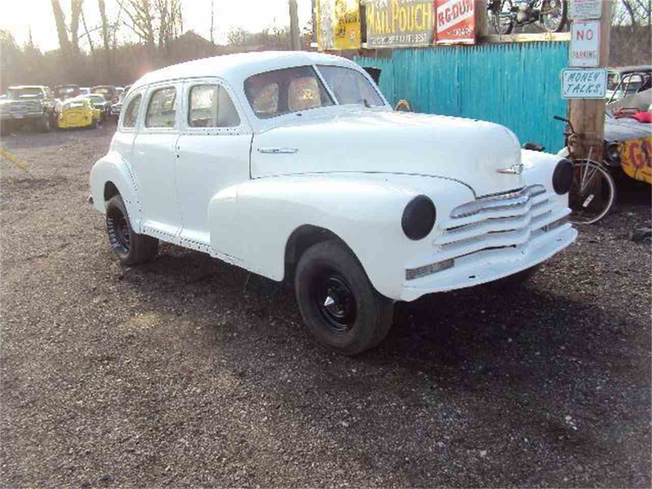 Large Picture of Classic '47 4-Dr Sedan - $1,200.00 - 86B5
