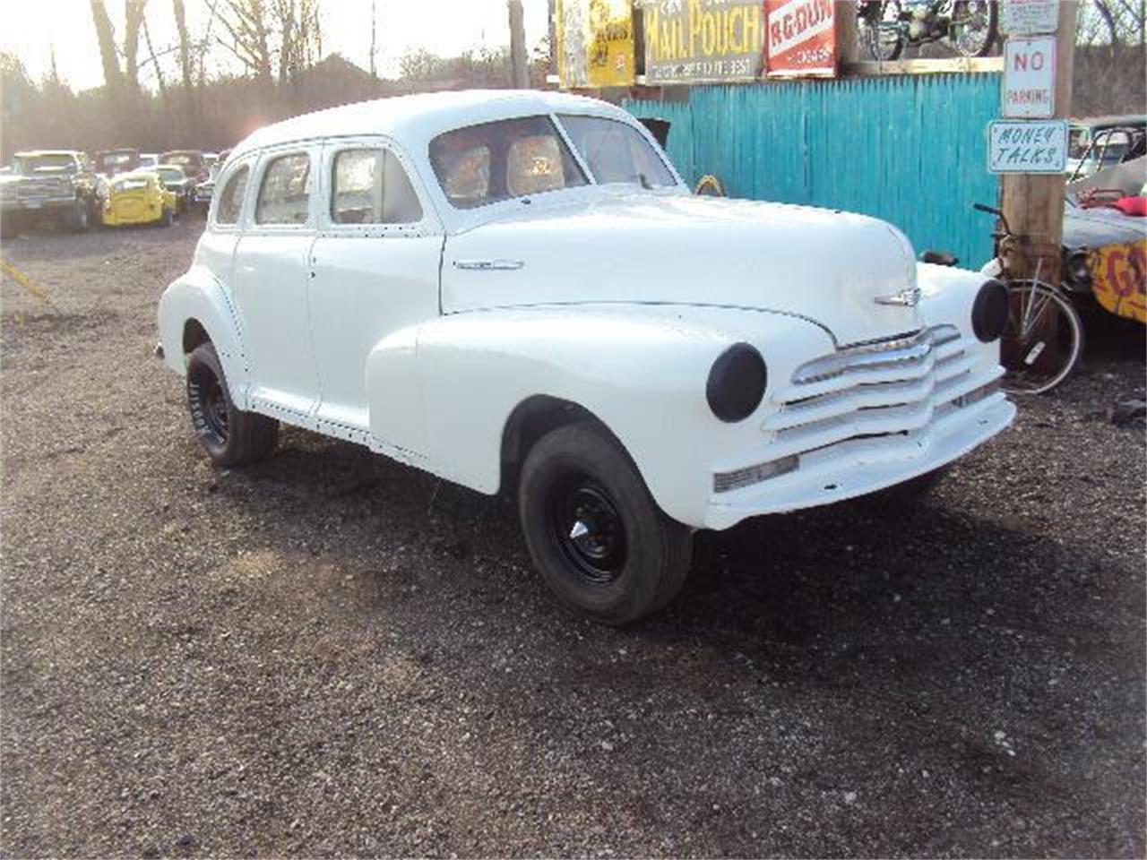 Large Picture of Classic 1947 4-Dr Sedan located in Michigan - $1,200.00 - 86B5