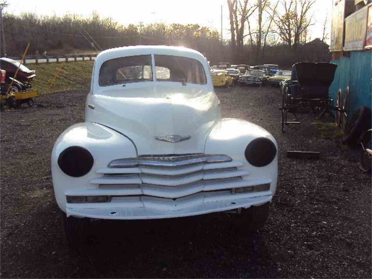 Large Picture of 1947 4-Dr Sedan located in Michigan Offered by Marshall Motors - 86B5