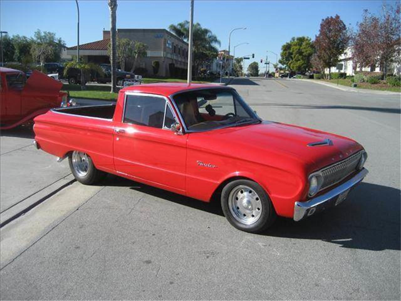 Large Picture of '62 Ford Ranchero located in Brea California - $32,500.00 Offered by Highline Motorsports - 894S