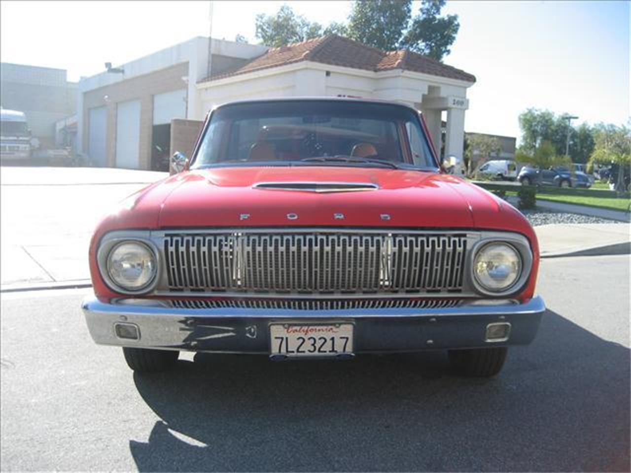 Large Picture of '62 Ranchero located in California - 894S