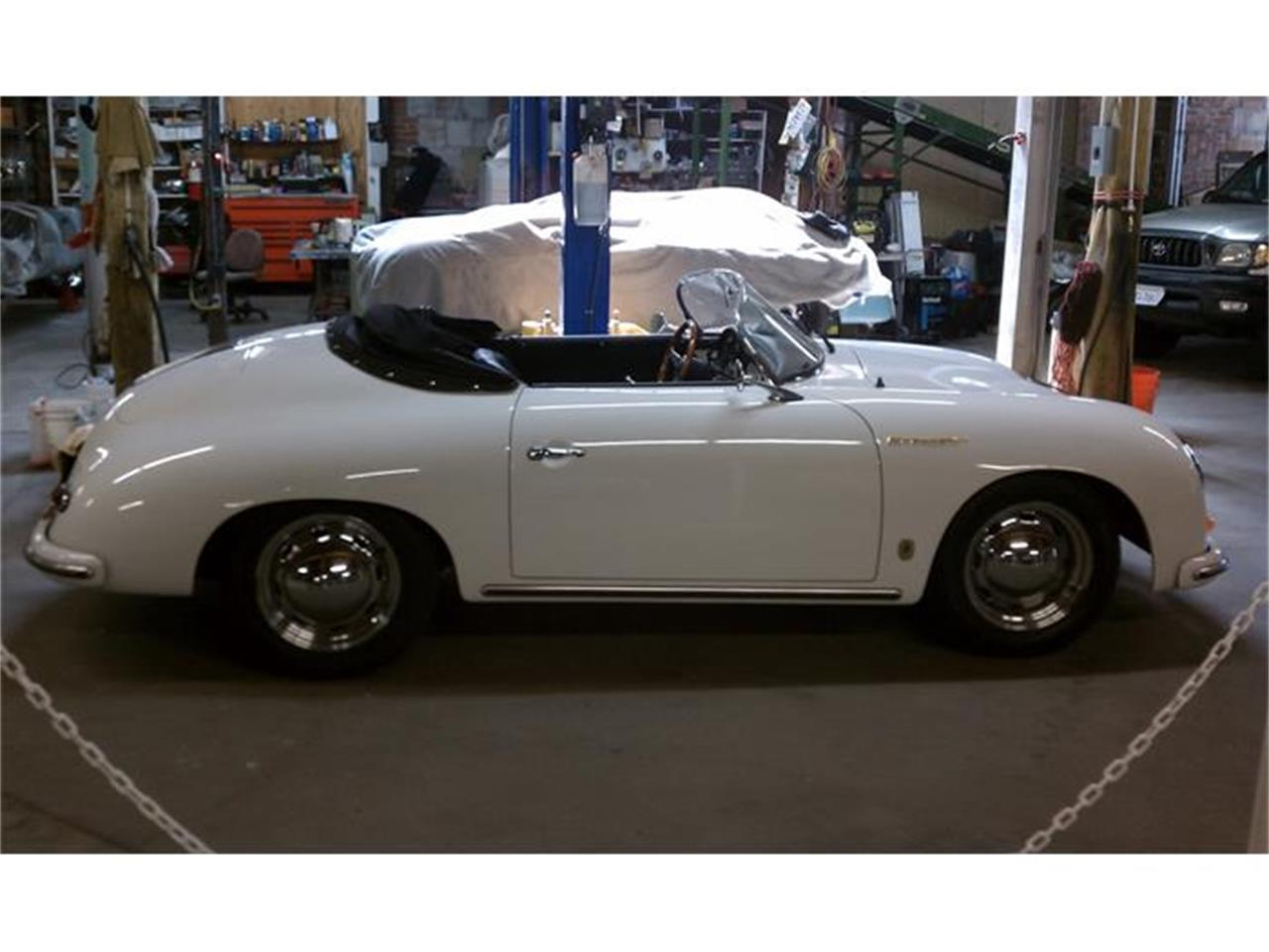 Large Picture of Classic 1957 Porsche 356 located in San Diego California - 89WI