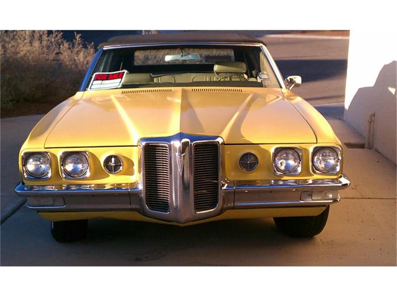 Large Picture of Classic '70 Catalina located in El Paso Texas - $17,350.00 - 8A00