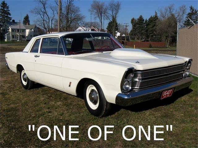 Picture of Classic 1966 Ford Custom - 8A3K
